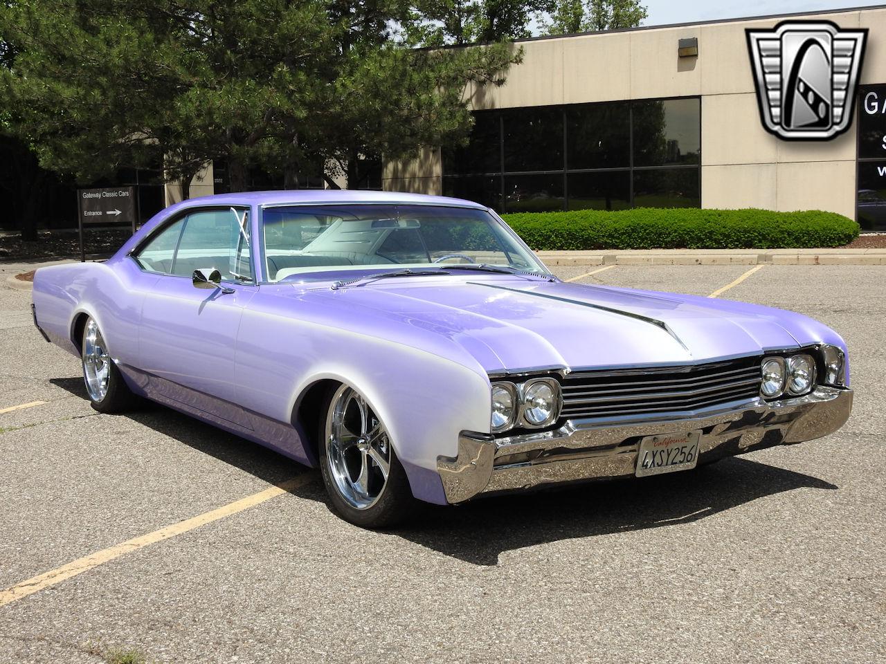 1966 Oldsmobile Dynamic 88 39