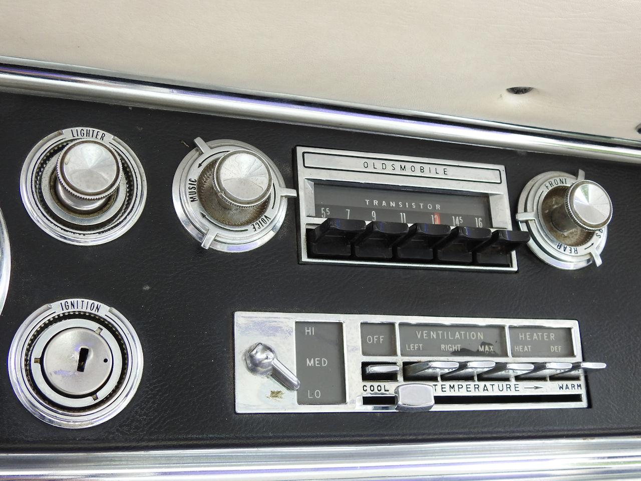 1966 Oldsmobile Dynamic 88 87