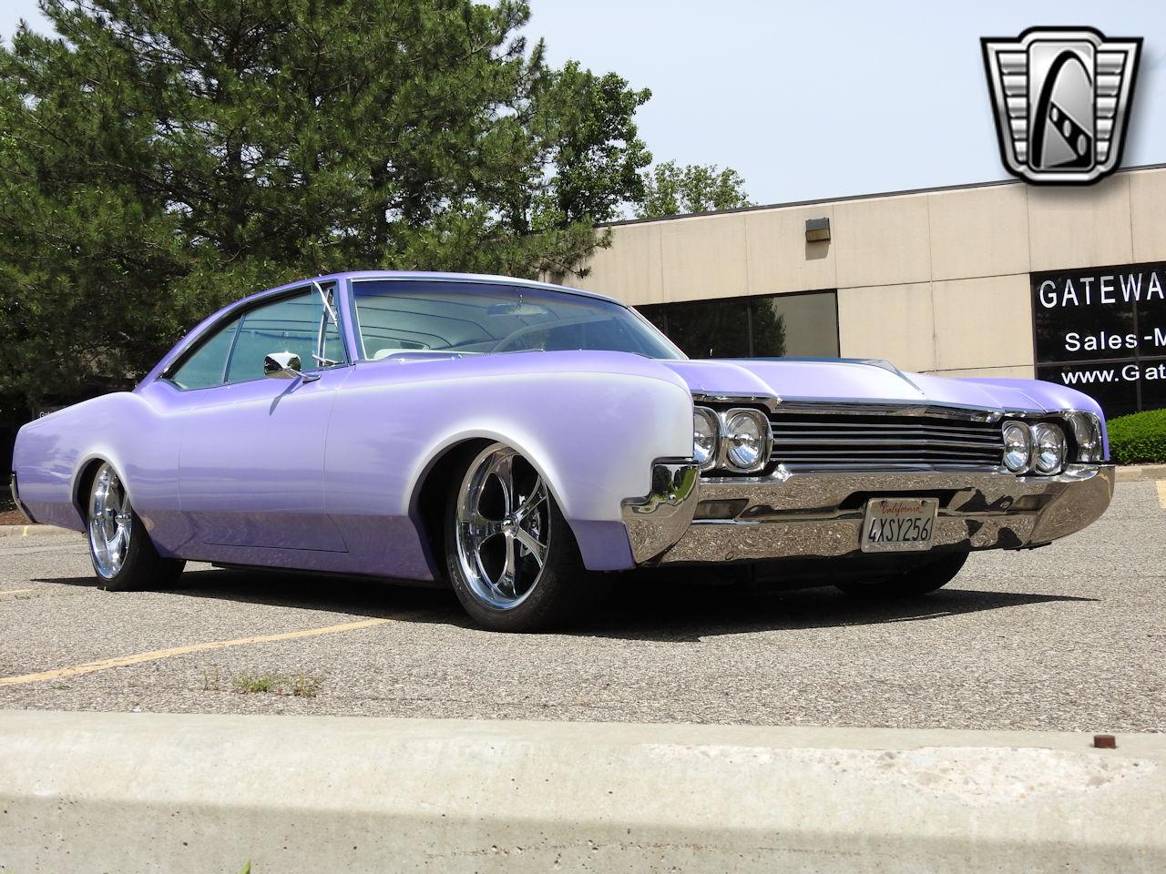 1966 Oldsmobile Dynamic 88 40