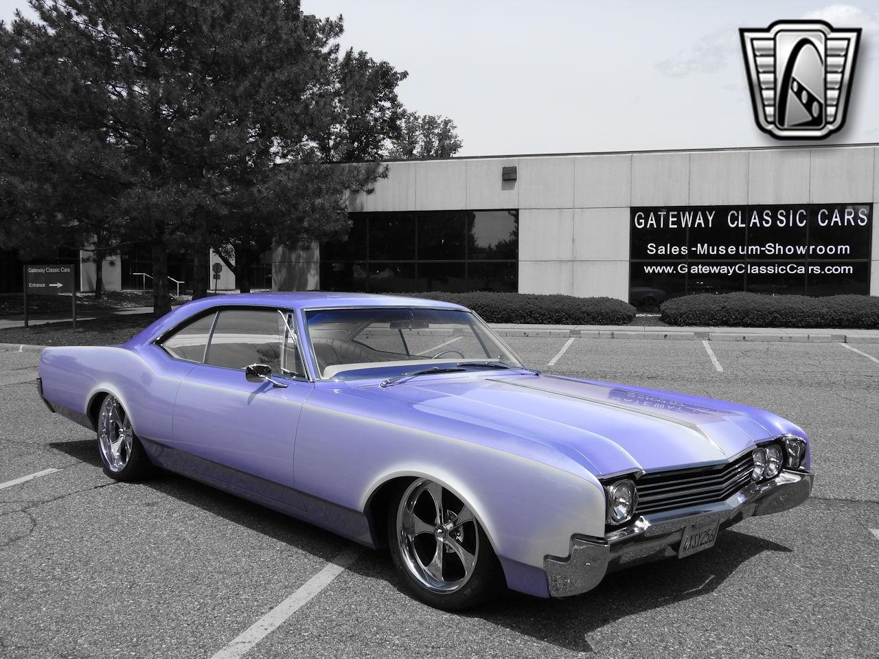 1966 Oldsmobile Dynamic 88 67