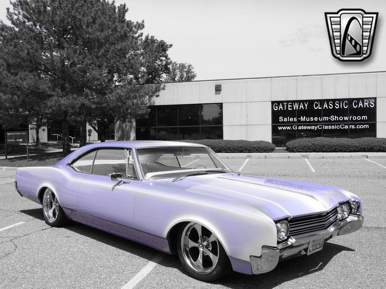 1966 Oldsmobile Dynamic 88 68