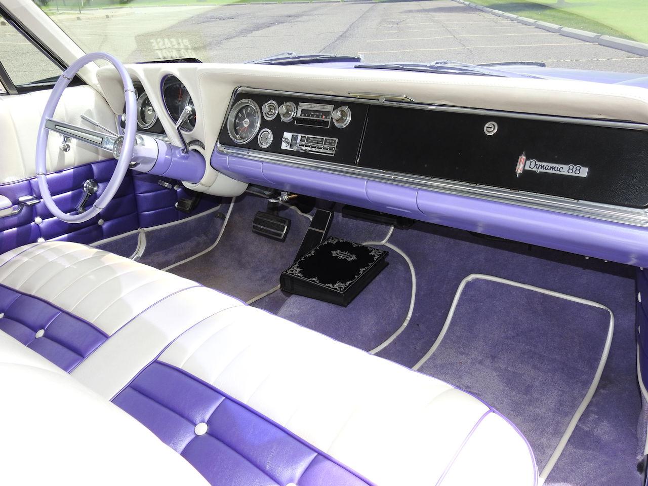 1966 Oldsmobile Dynamic 88 19