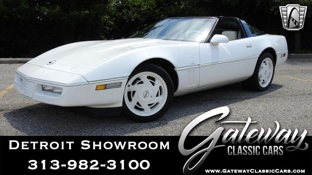 1988 Chevrolet Corvette<br><span style='font-size: large; font-style: italic'><b>  35th Anniversary Edition</b></span>