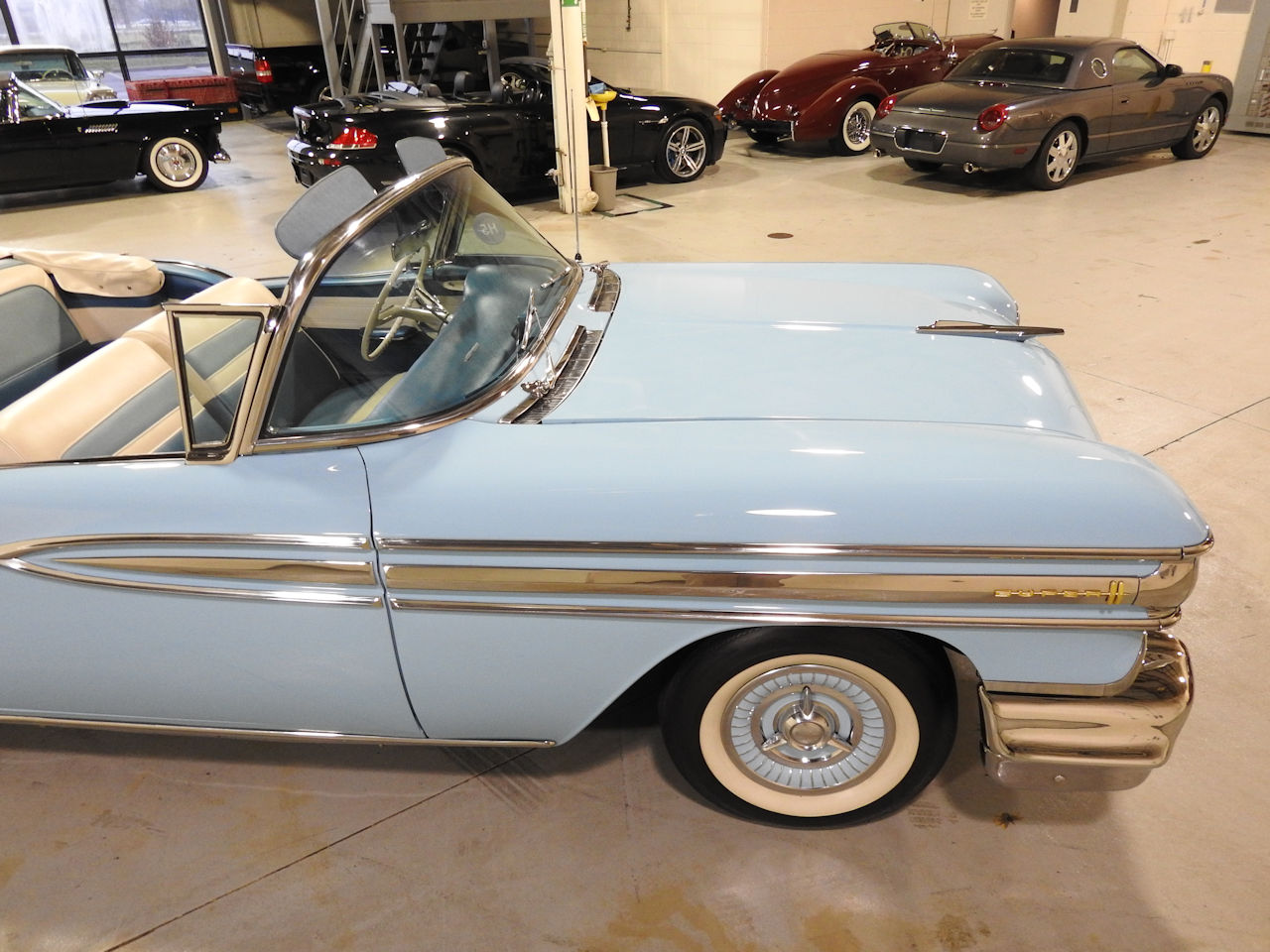 1958 Oldsmobile Super 88 27