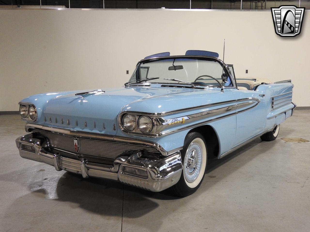 1958 Oldsmobile Super 88 4