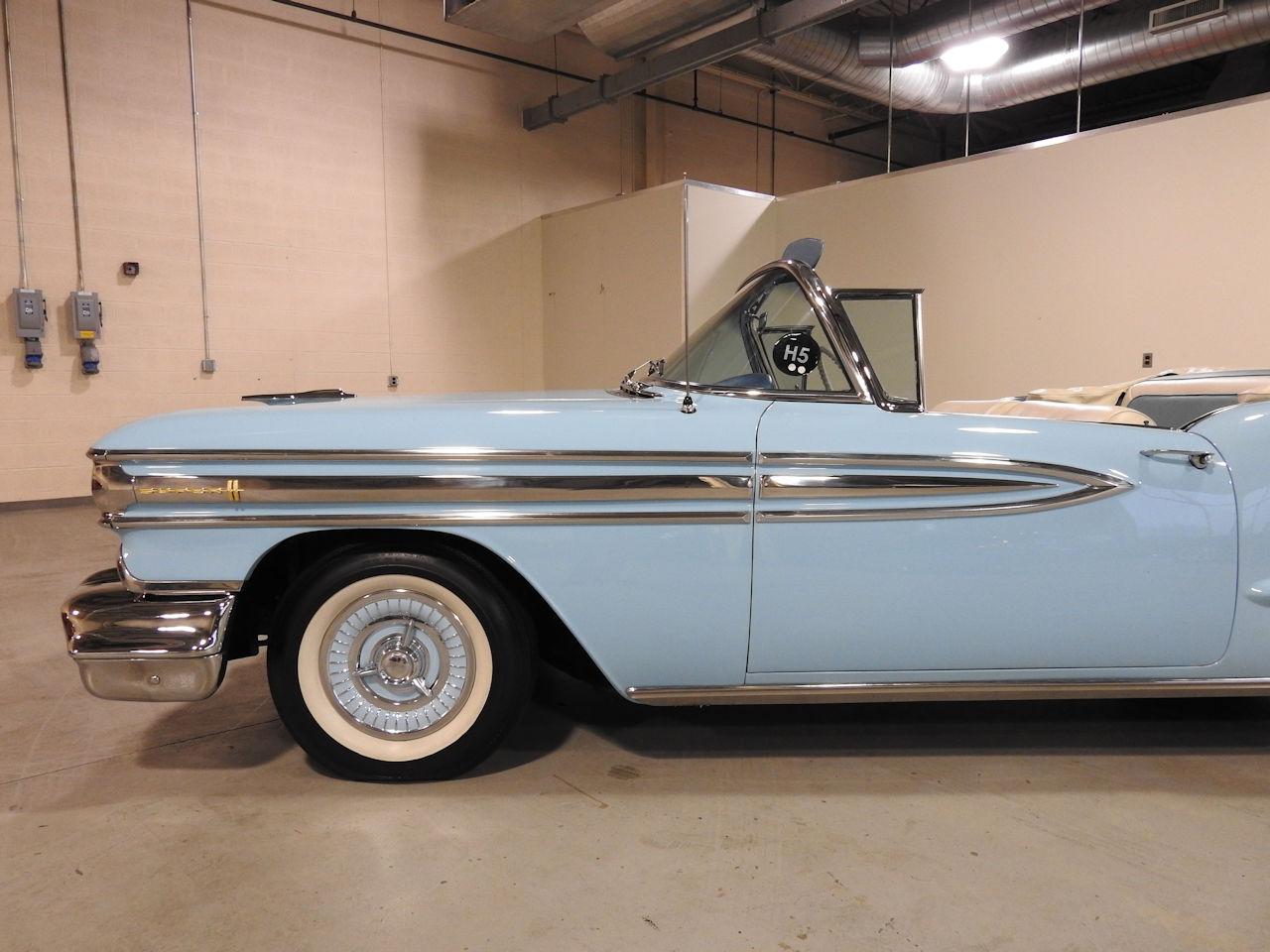1958 Oldsmobile Super 88 28