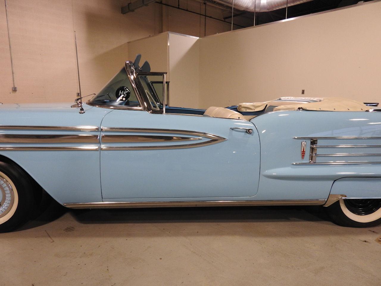 1958 Oldsmobile Super 88 29