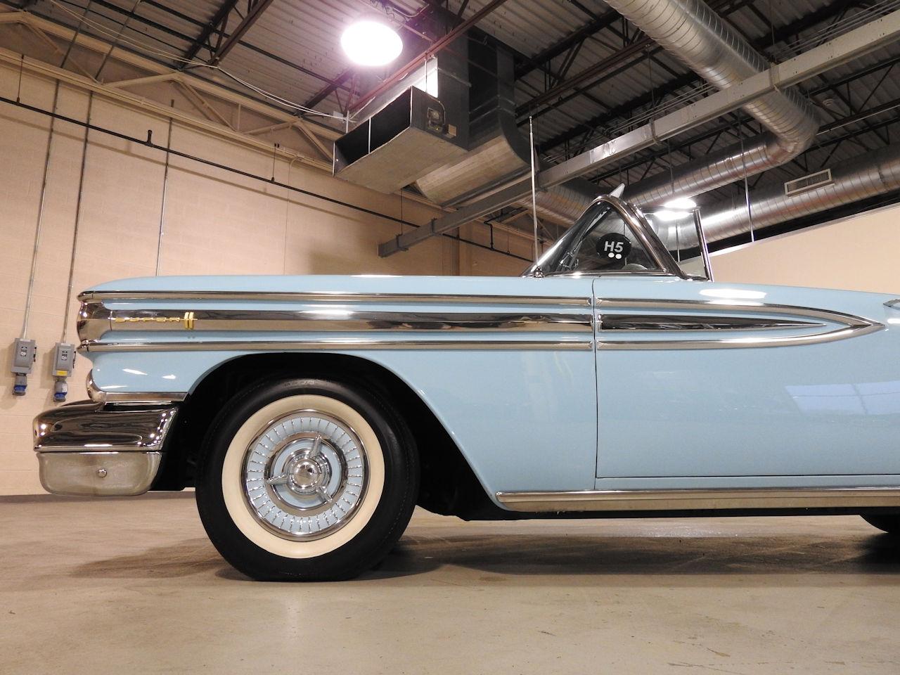 1958 Oldsmobile Super 88 34