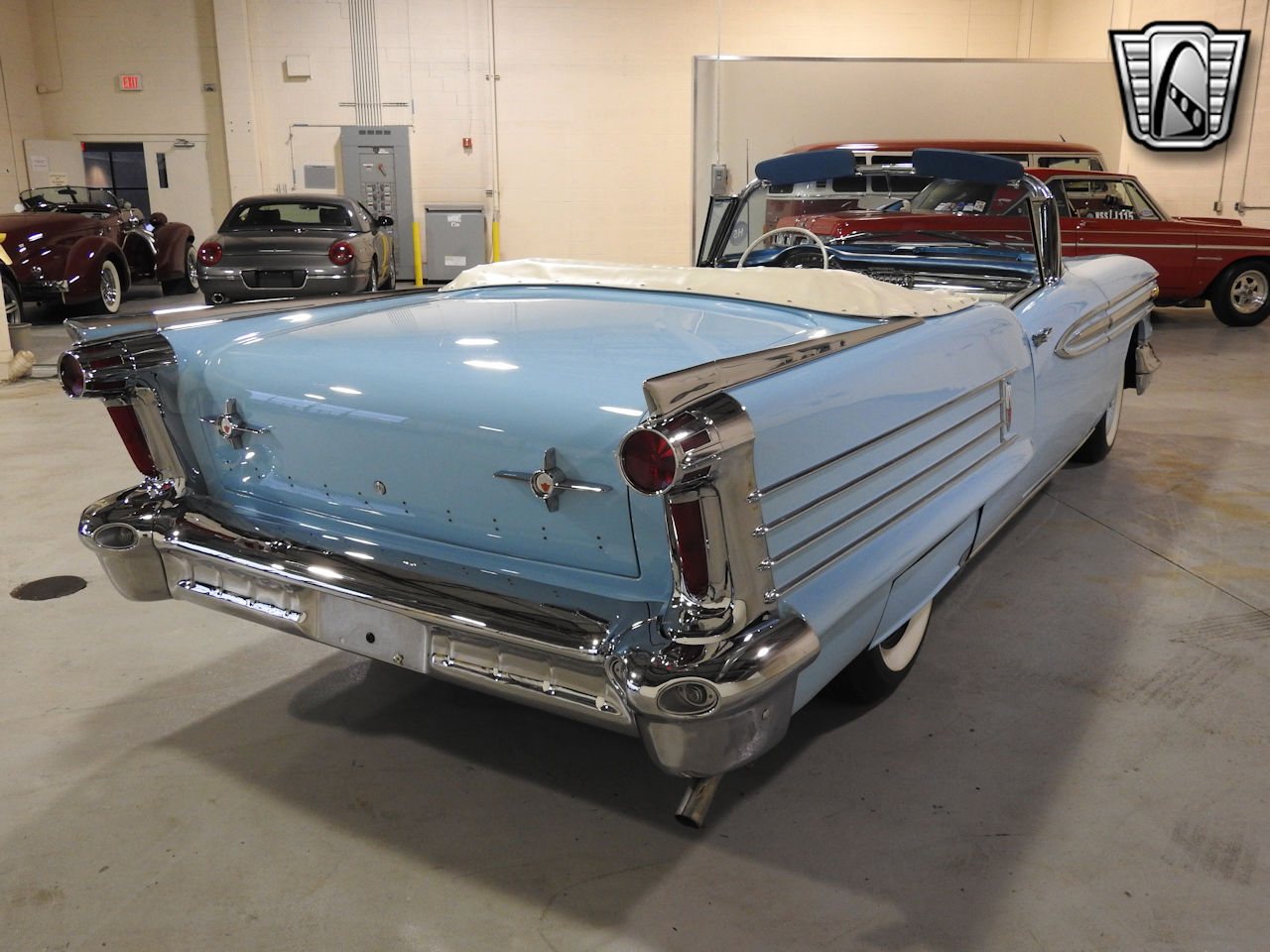 1958 Oldsmobile Super 88 15