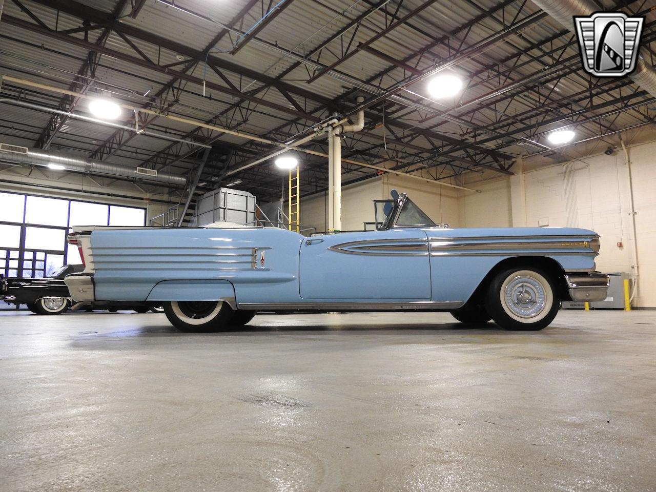 1958 Oldsmobile Super 88 19