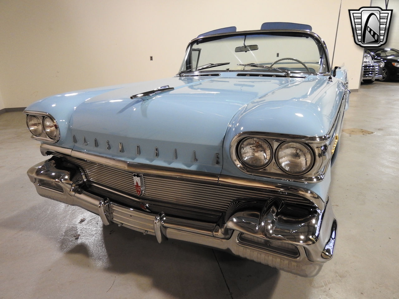 1958 Oldsmobile Super 88 43