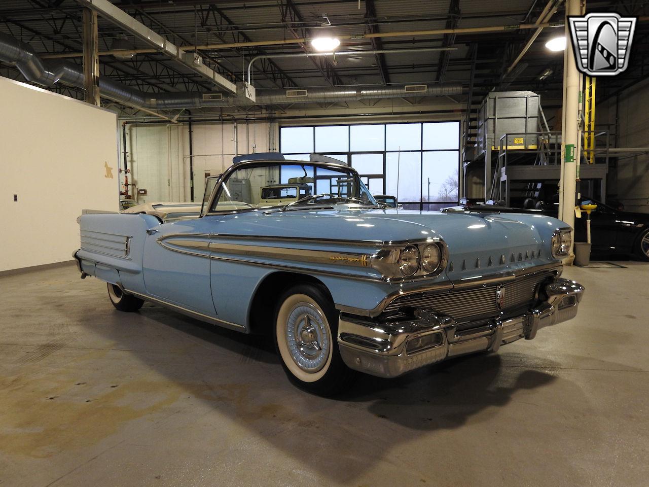 1958 Oldsmobile Super 88 20