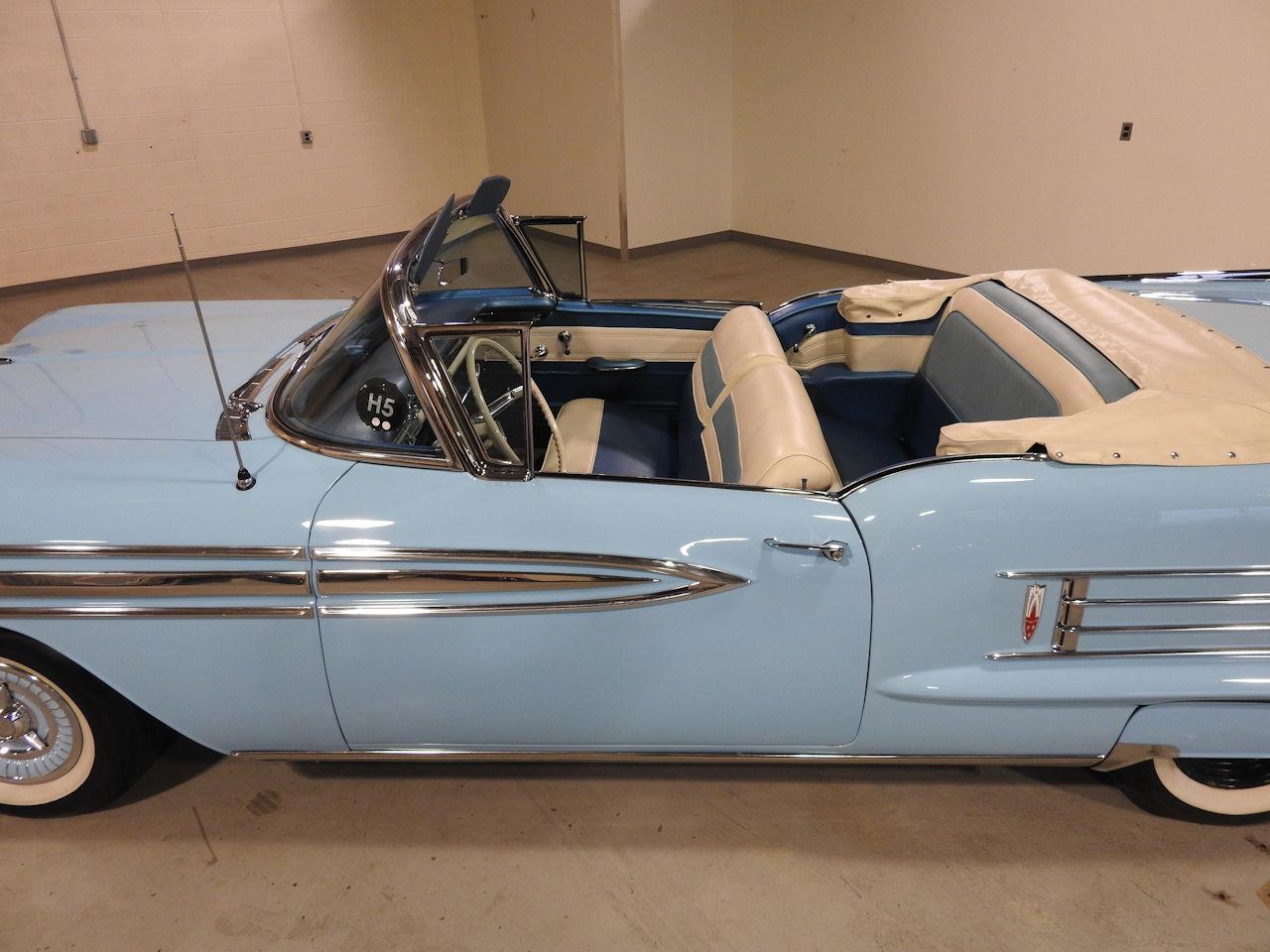 1958 Oldsmobile Super 88 23