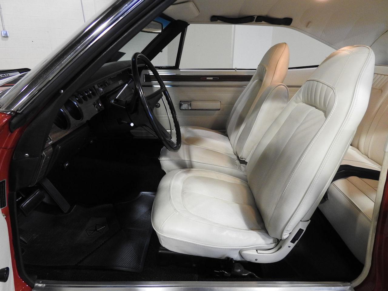 1970 Plymouth GTX 54
