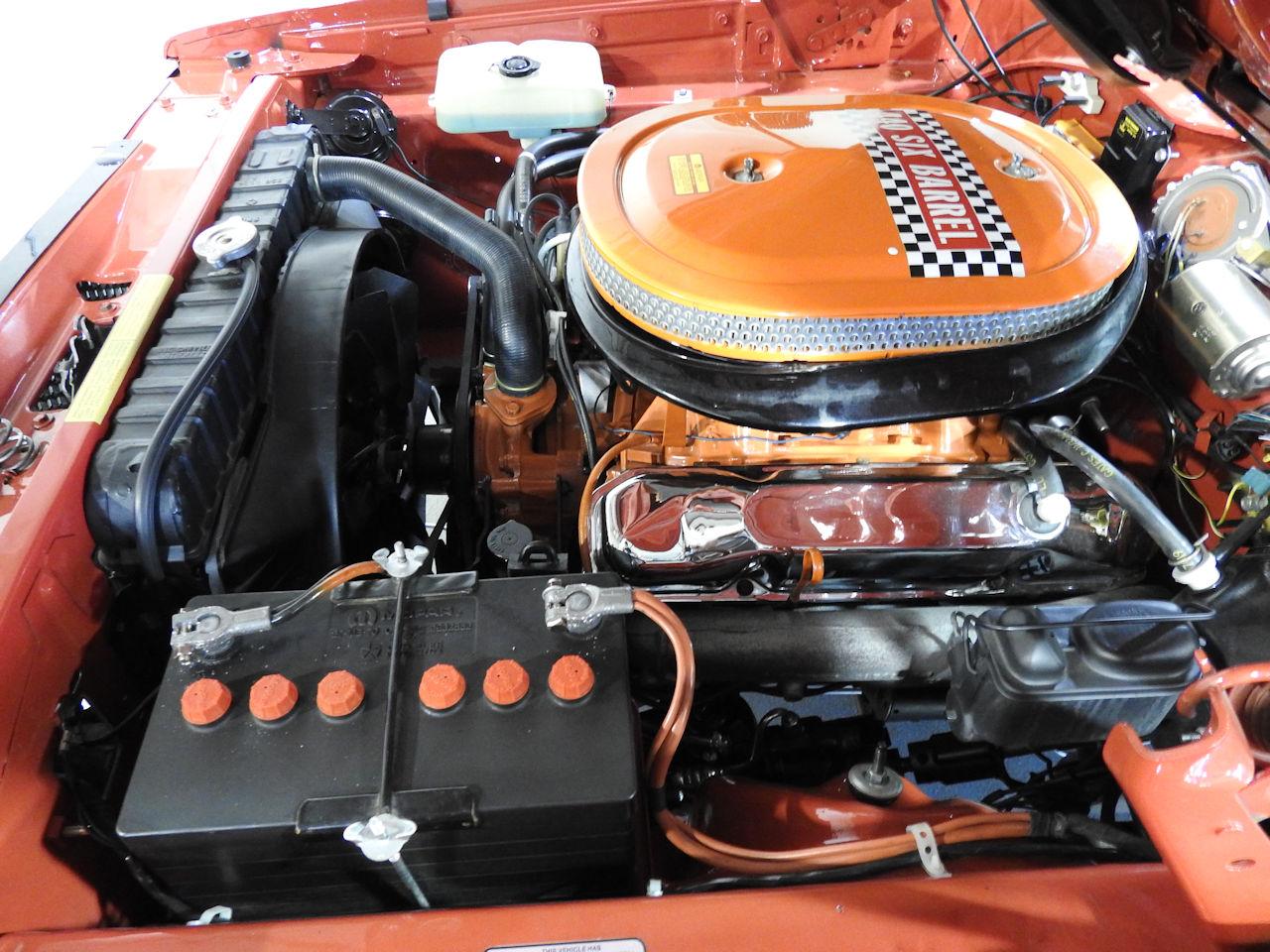 1970 Plymouth GTX 88