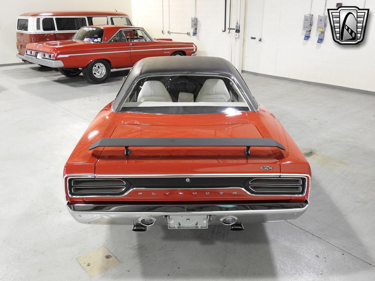 1970 Plymouth GTX 11