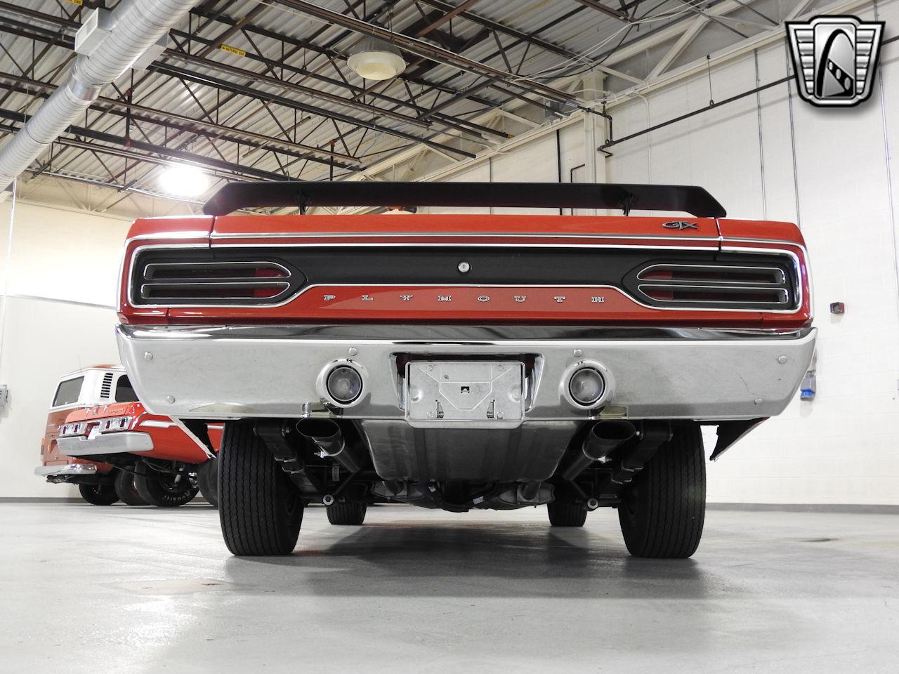 1970 Plymouth GTX 13