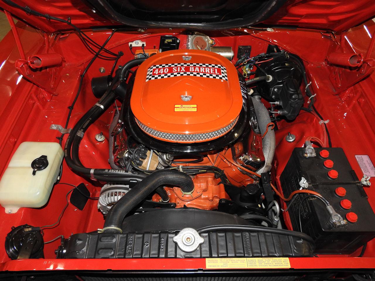 1970 Plymouth GTX 92