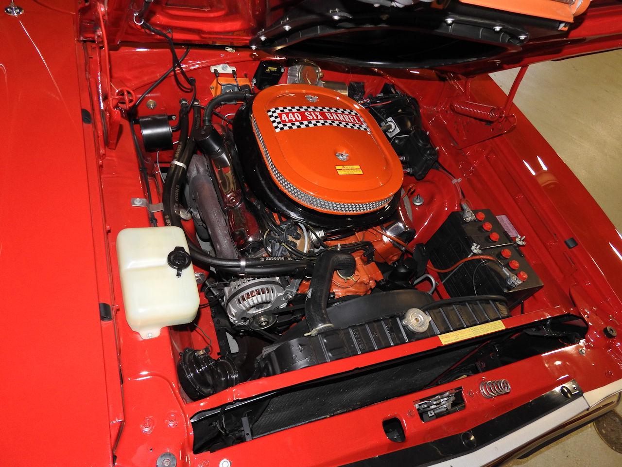 1970 Plymouth GTX 96