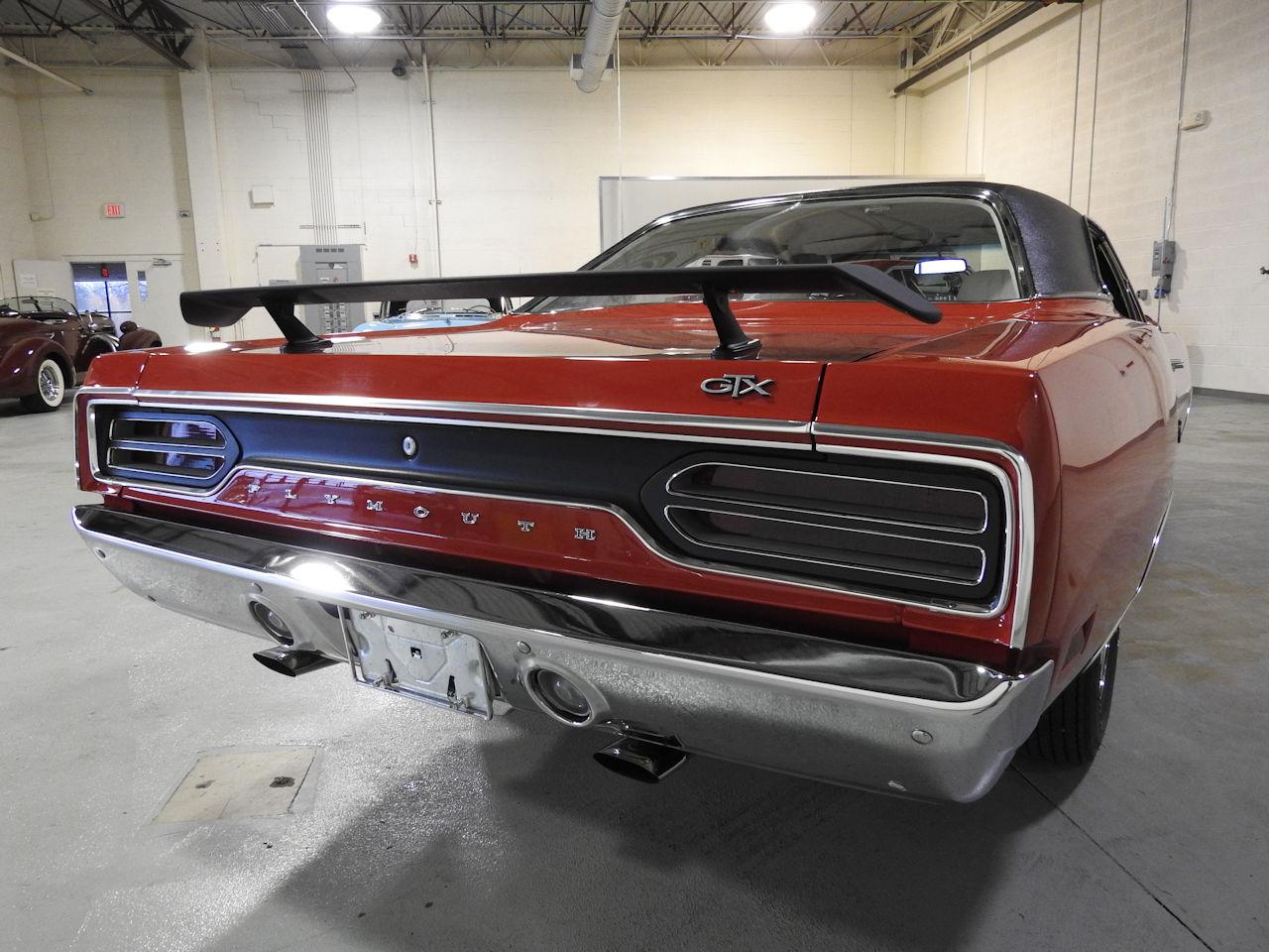 1970 Plymouth GTX 45