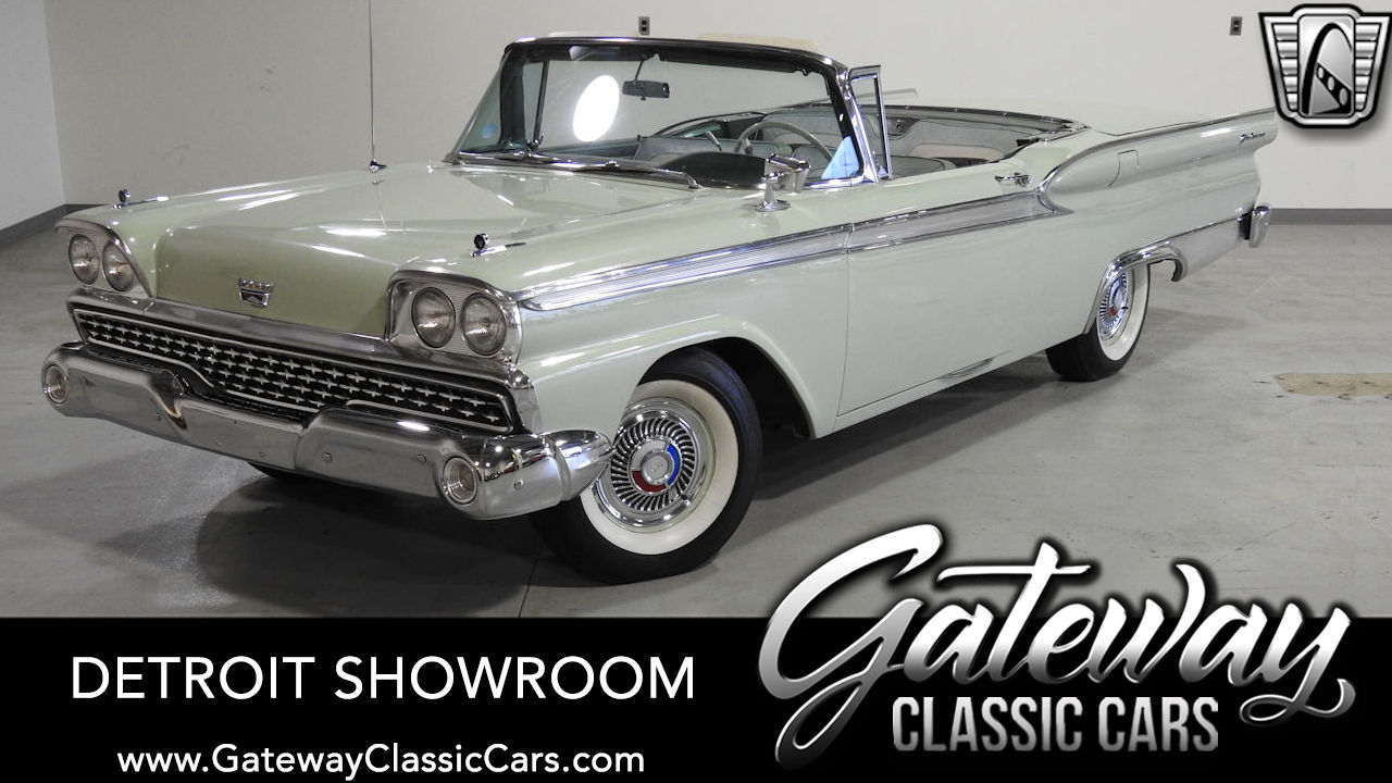 Used 1959 Ford Galaxie Skyliner