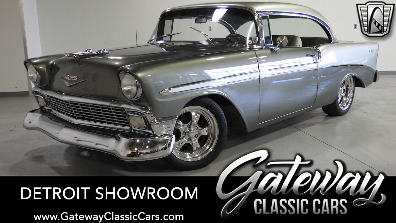 Used 1956 Chevrolet Bel Air