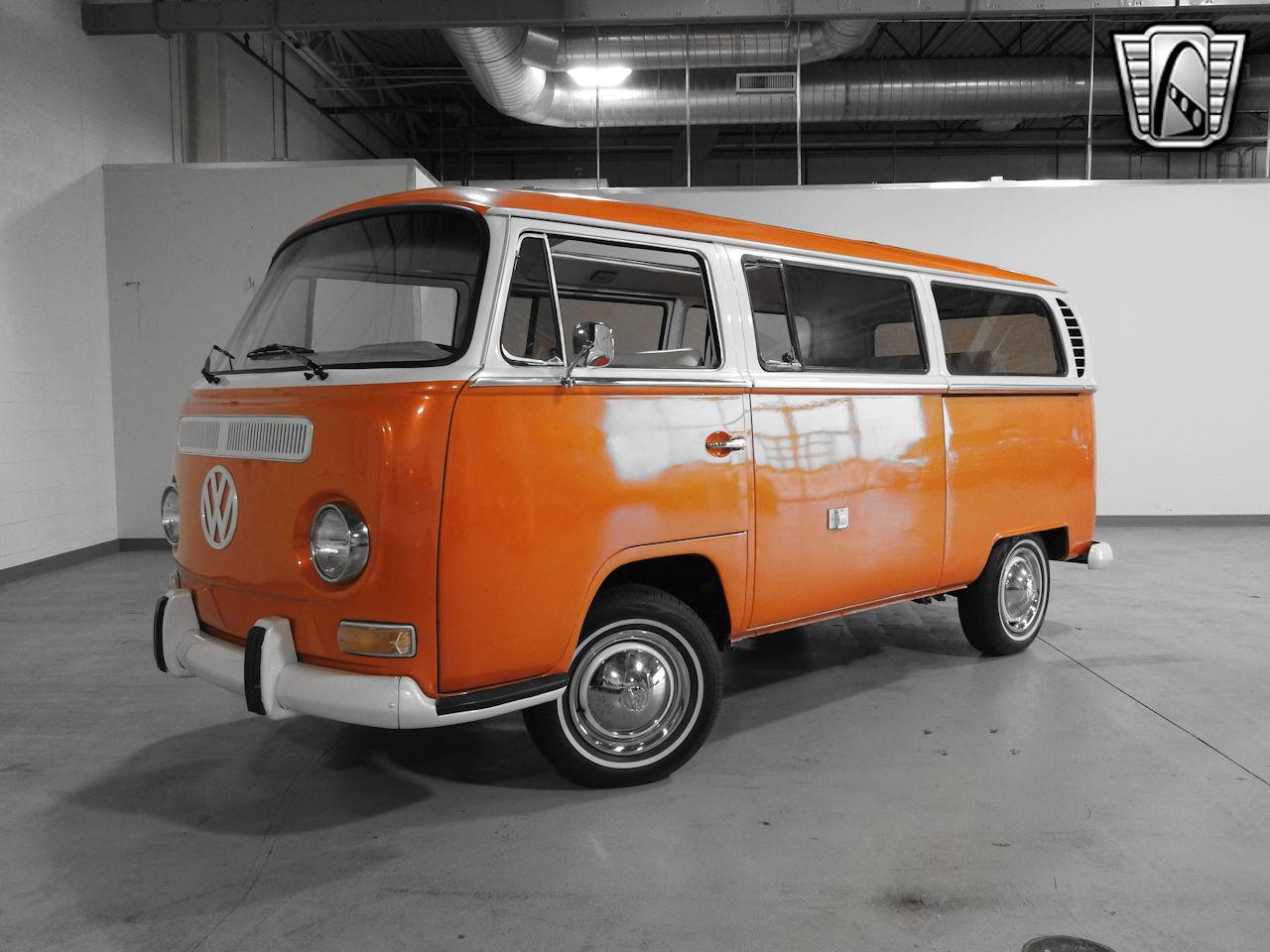 1969 Volkswagen Weekender 48