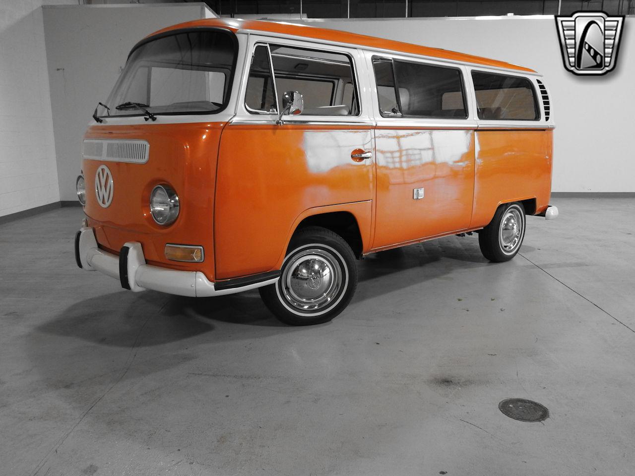 1969 Volkswagen Weekender 49