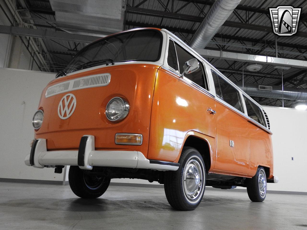 1969 Volkswagen Weekender 5