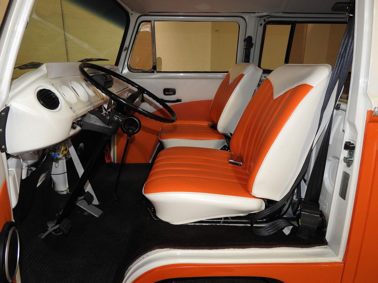 1969 Volkswagen Weekender 54