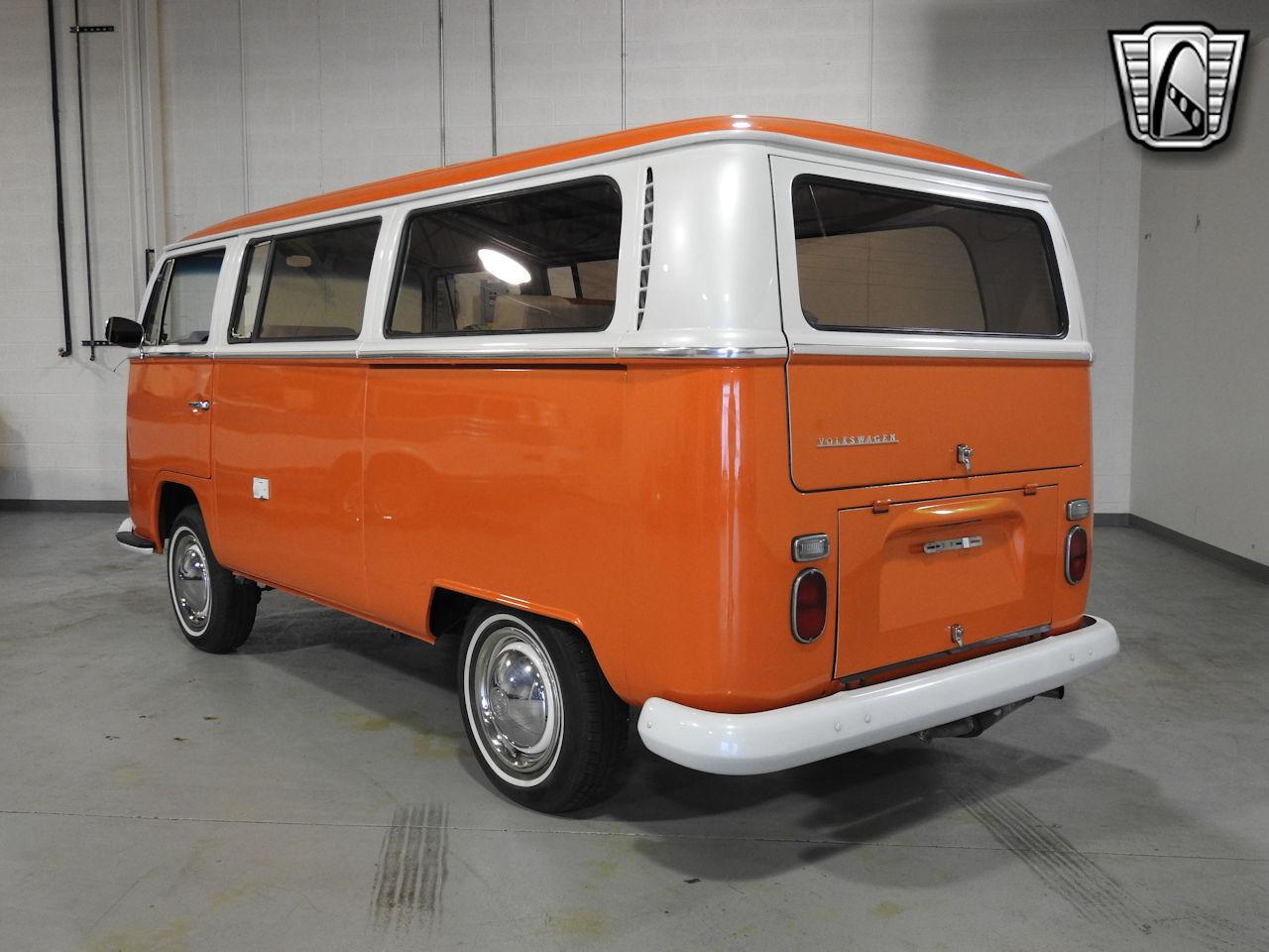 1969 Volkswagen Weekender 89