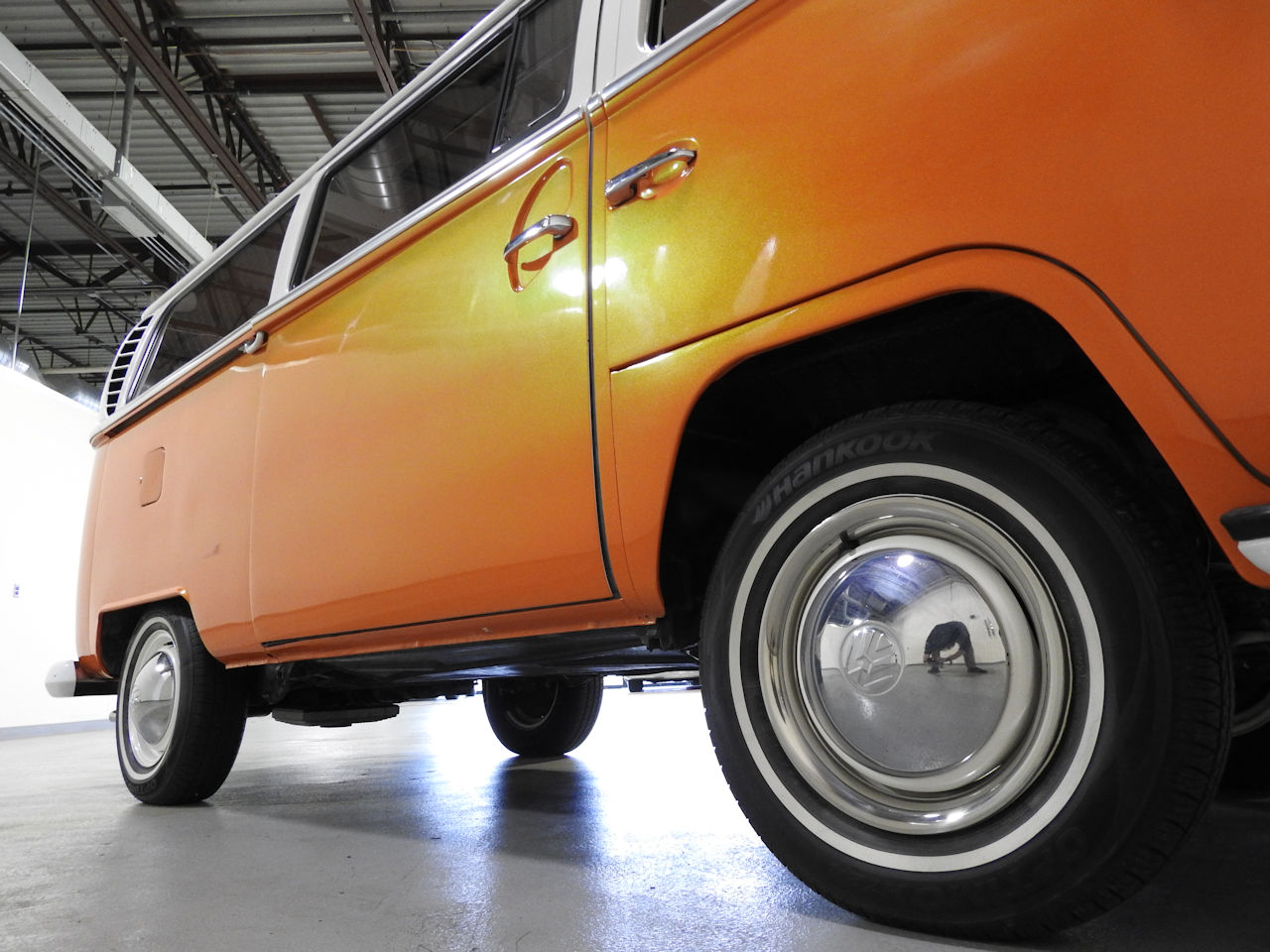 1969 Volkswagen Weekender 39
