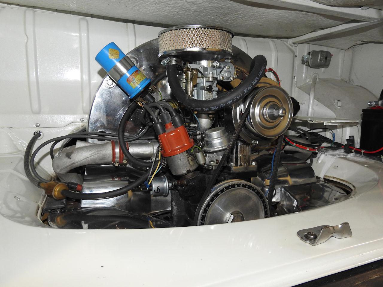 1969 Volkswagen Weekender 94