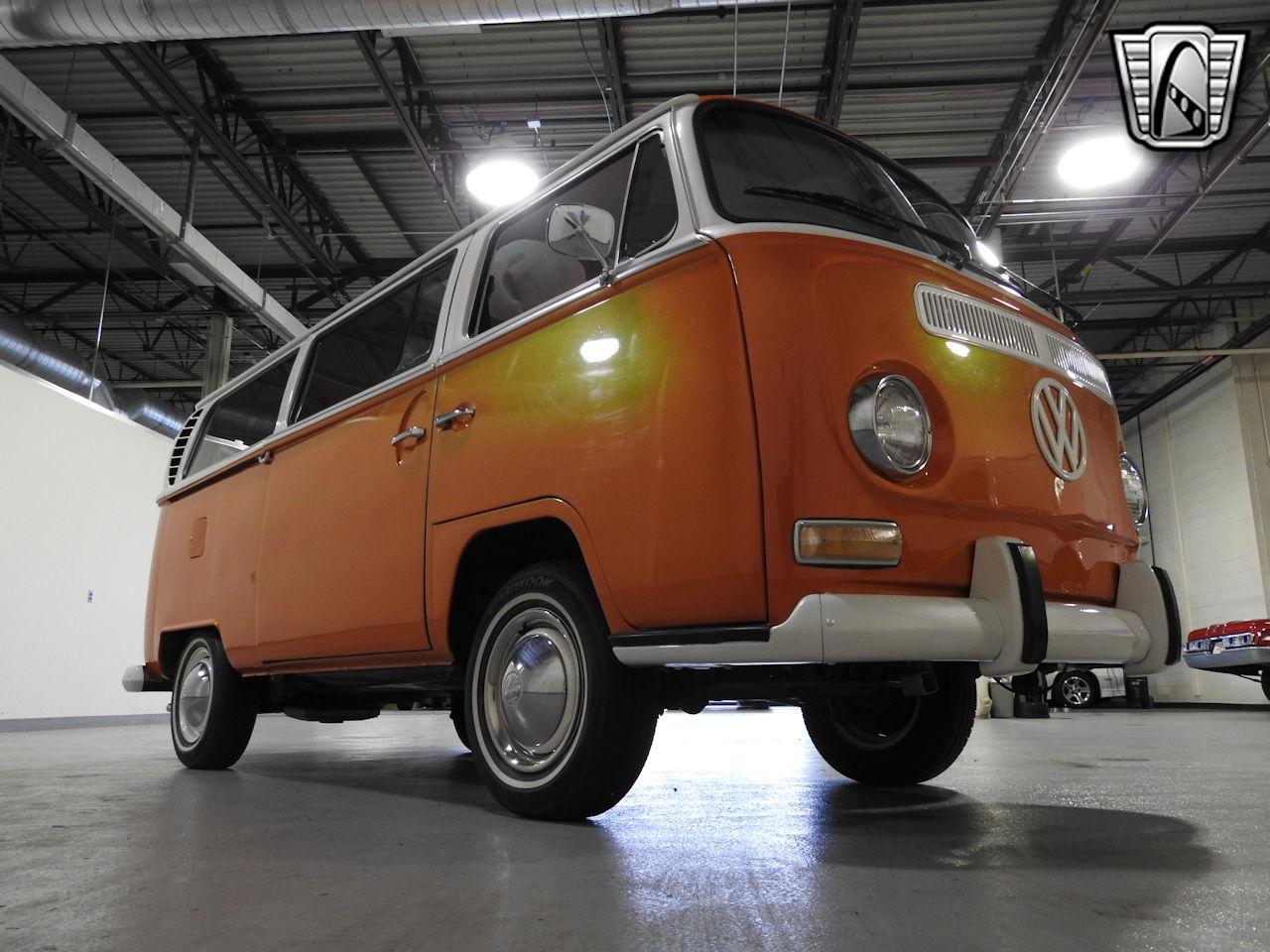 1969 Volkswagen Weekender 97