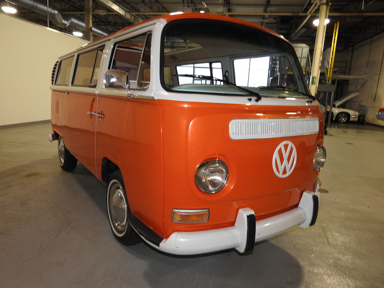 1969 Volkswagen Weekender 45