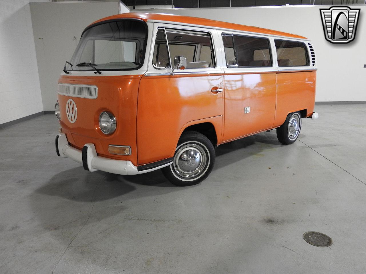 1969 Volkswagen Weekender 46