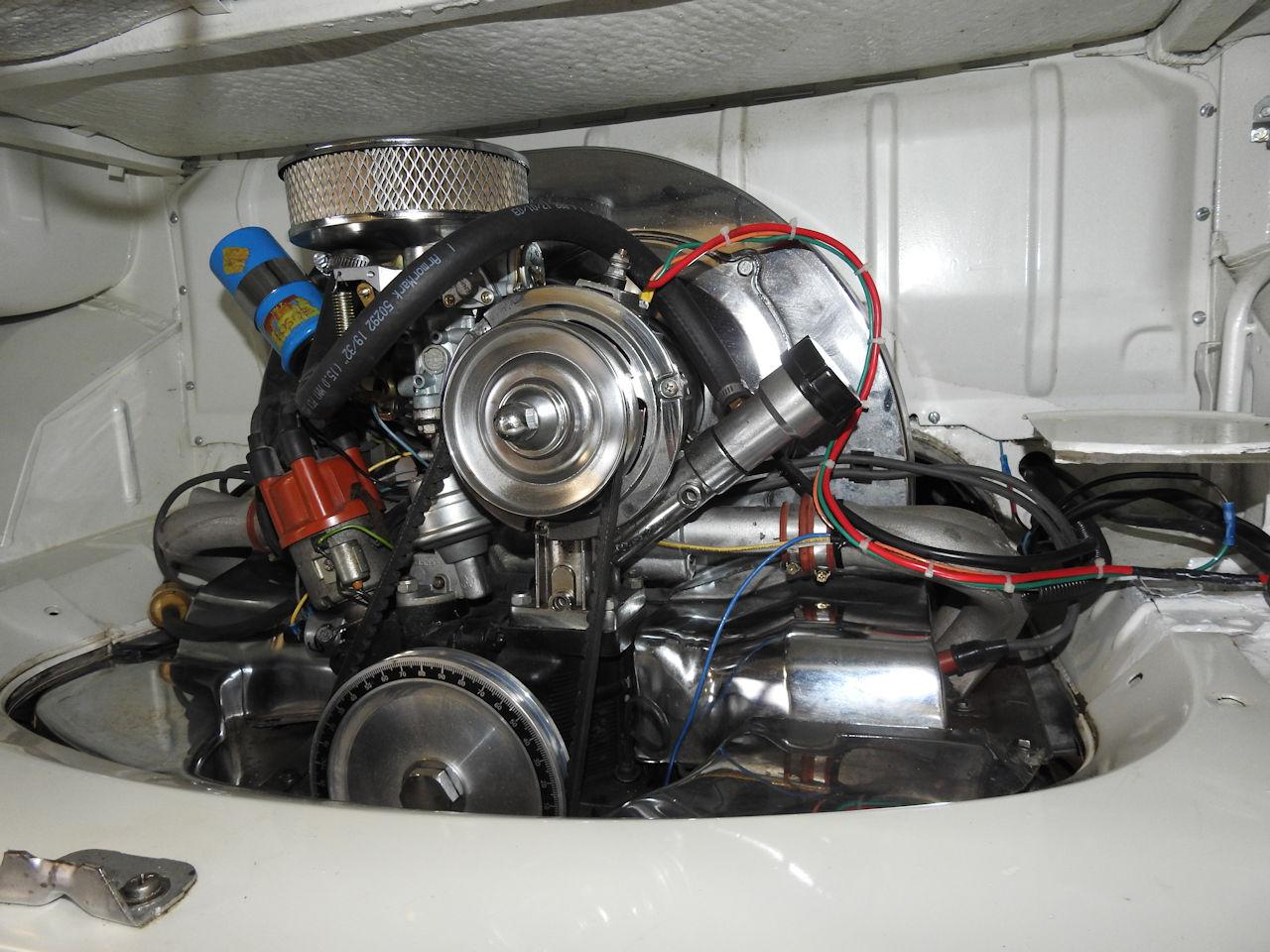 1969 Volkswagen Weekender 98