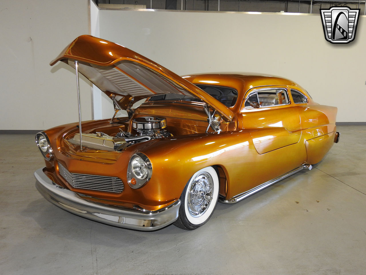 1951 Mercury Custom 89