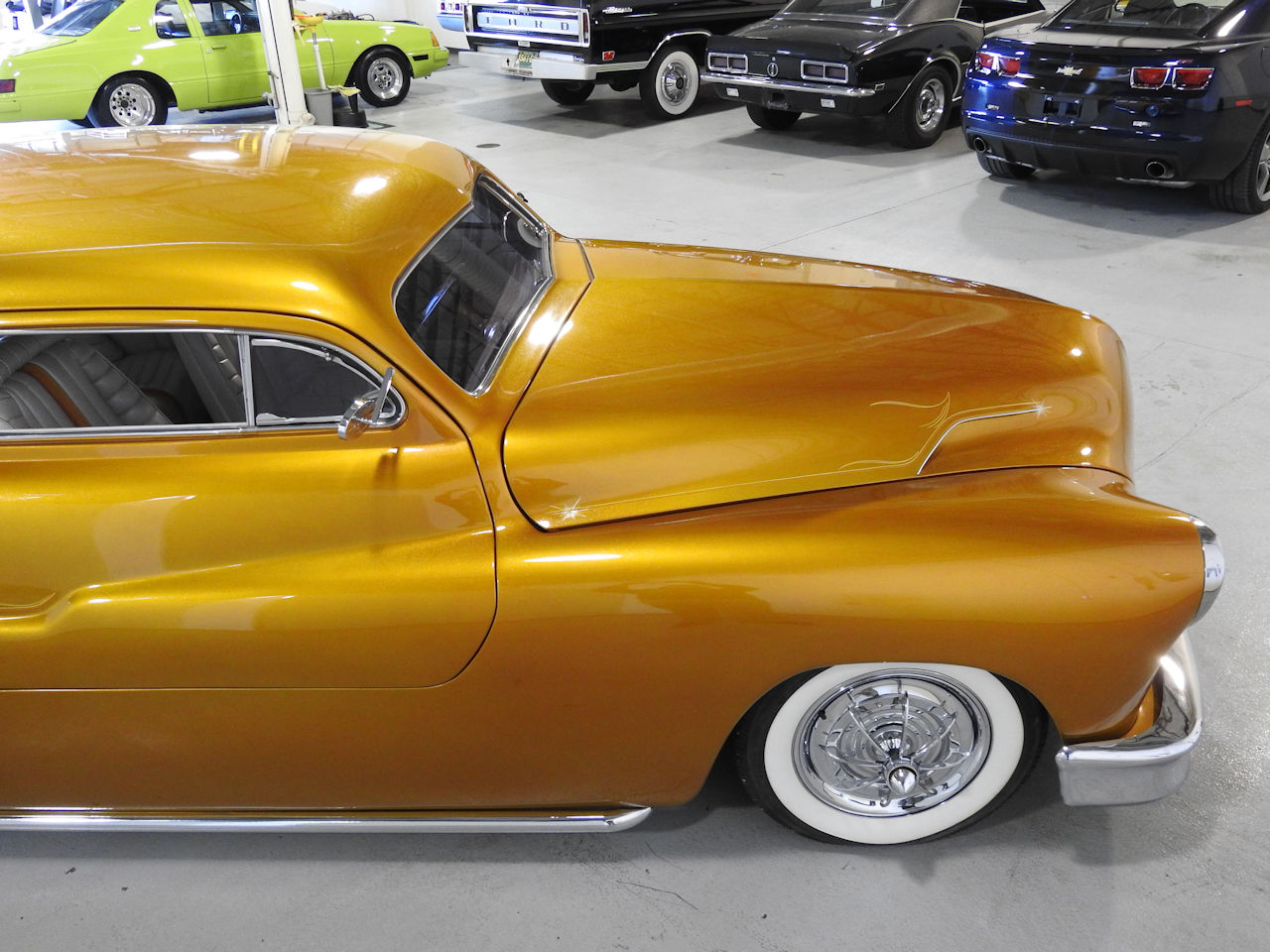 1951 Mercury Custom 25