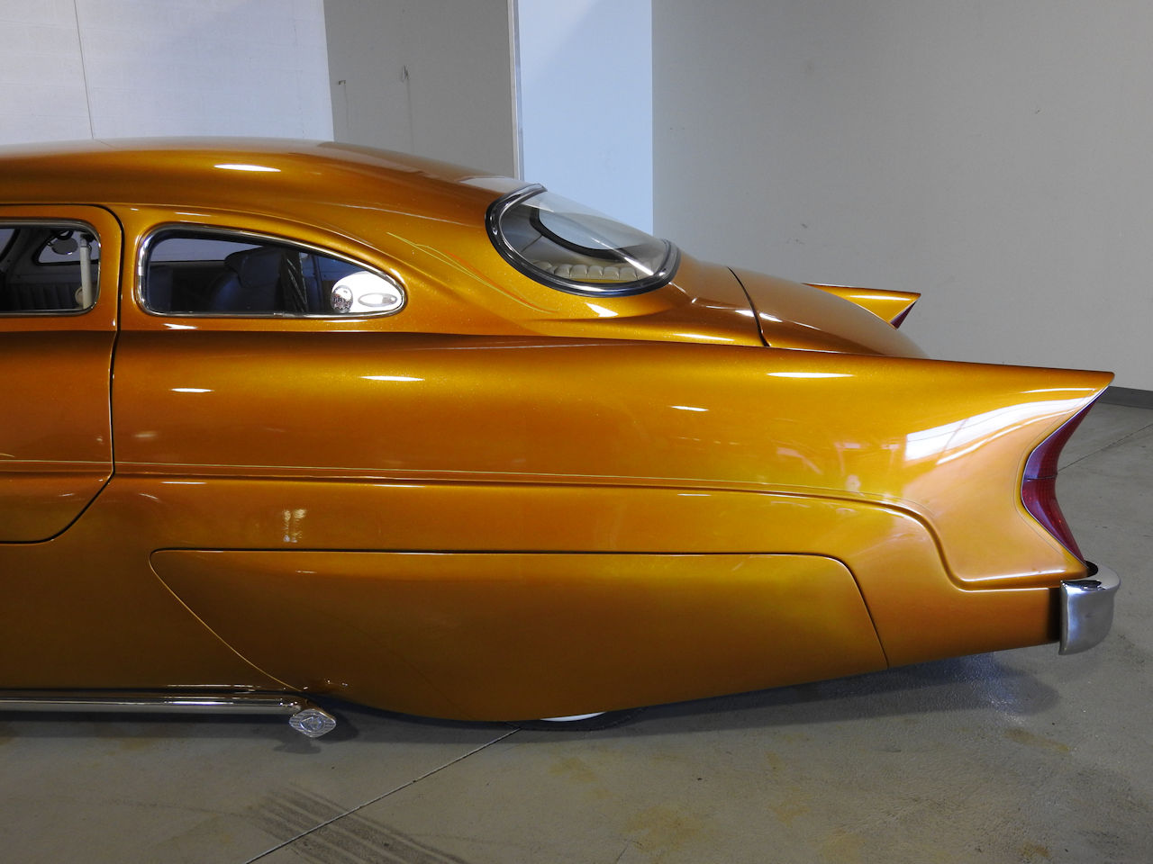1951 Mercury Custom 48