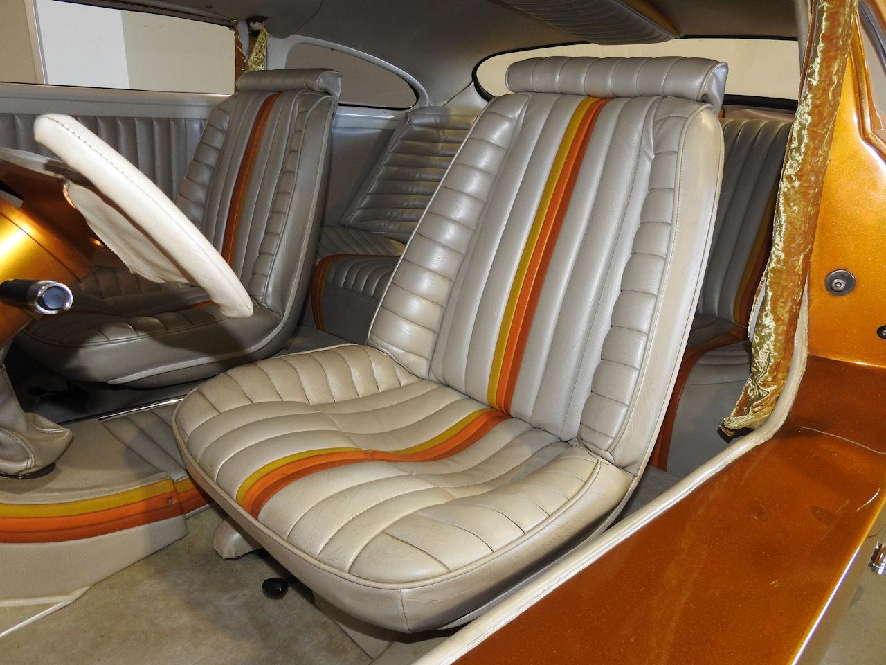 1951 Mercury Custom 8