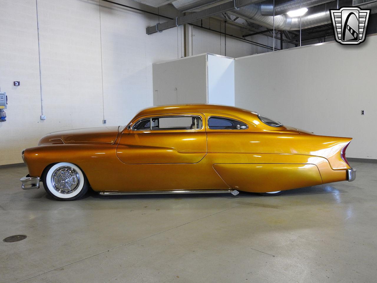 1951 Mercury Custom 26