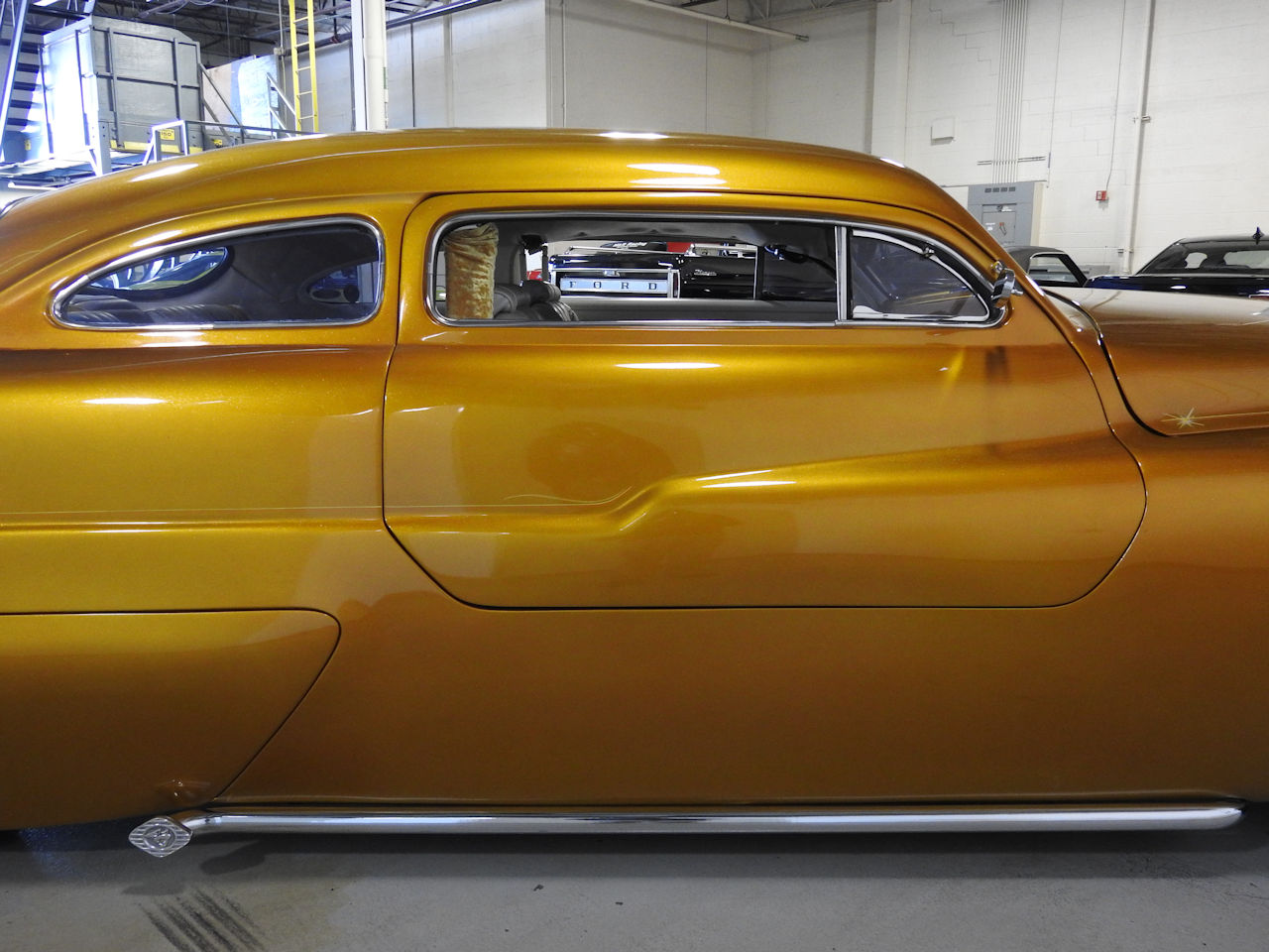 1951 Mercury Custom 50