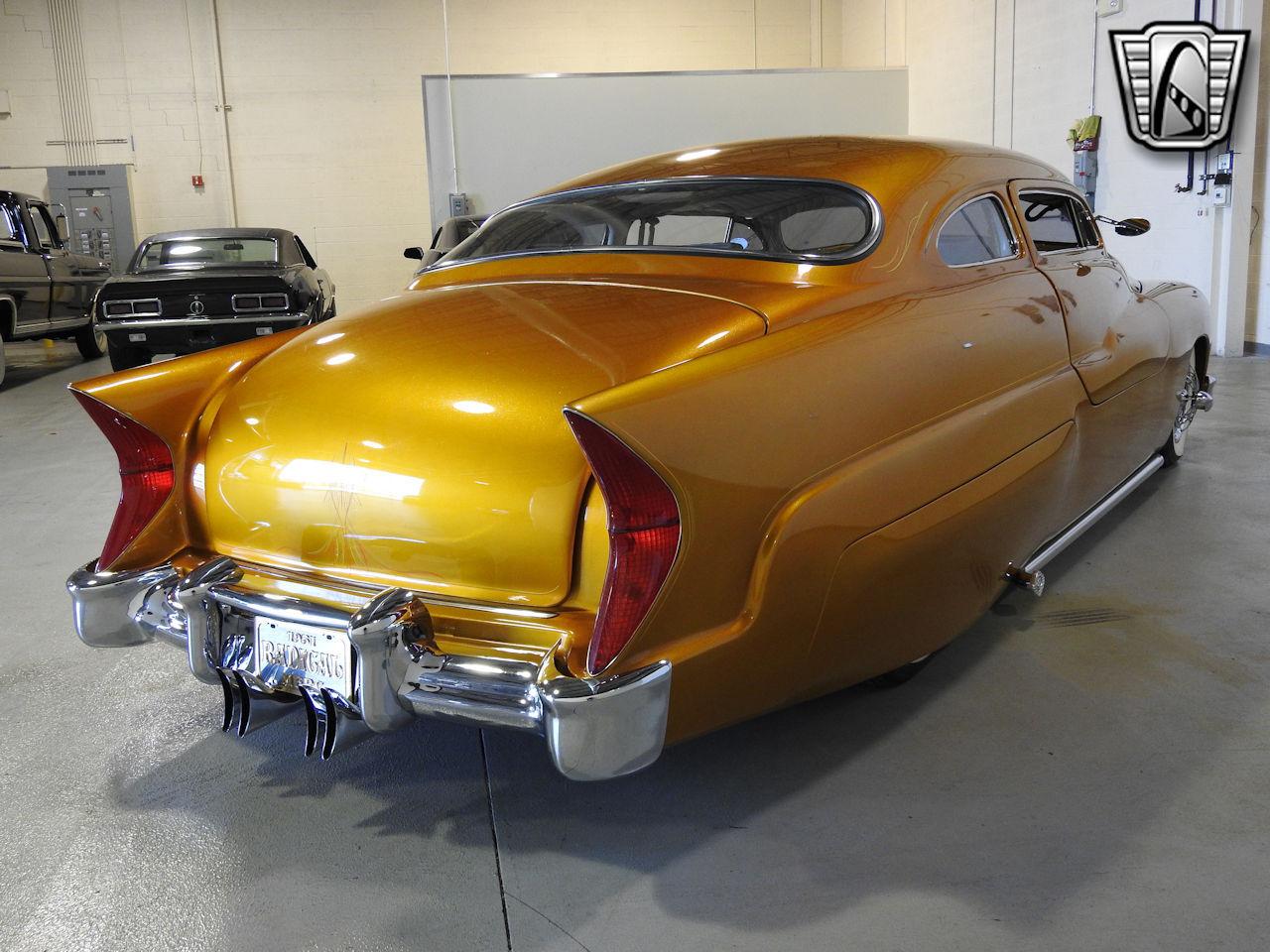 1951 Mercury Custom 34