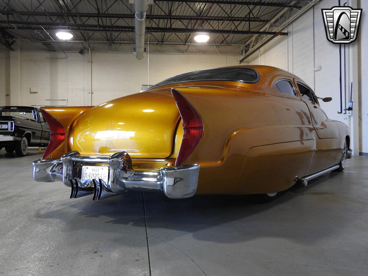 1951 Mercury Custom 35