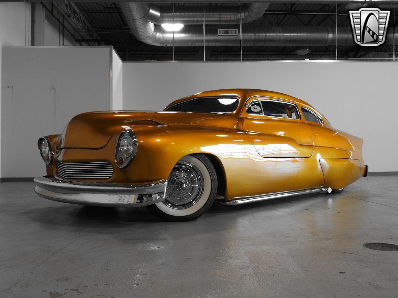 1951 Mercury Custom 62