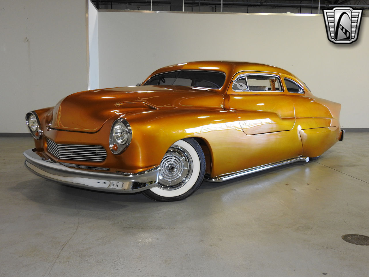 1951 Mercury Custom 44