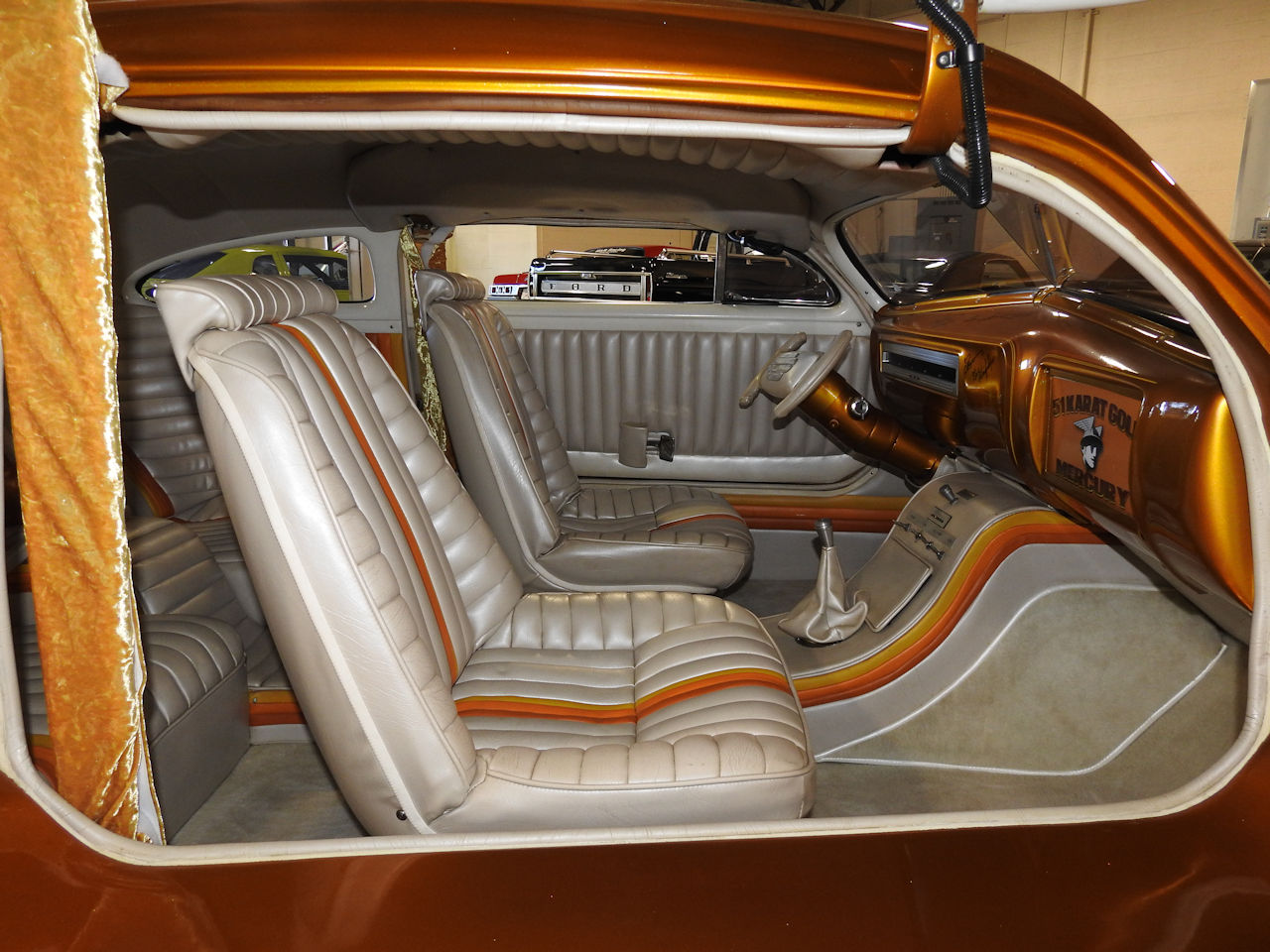 1951 Mercury Custom 19