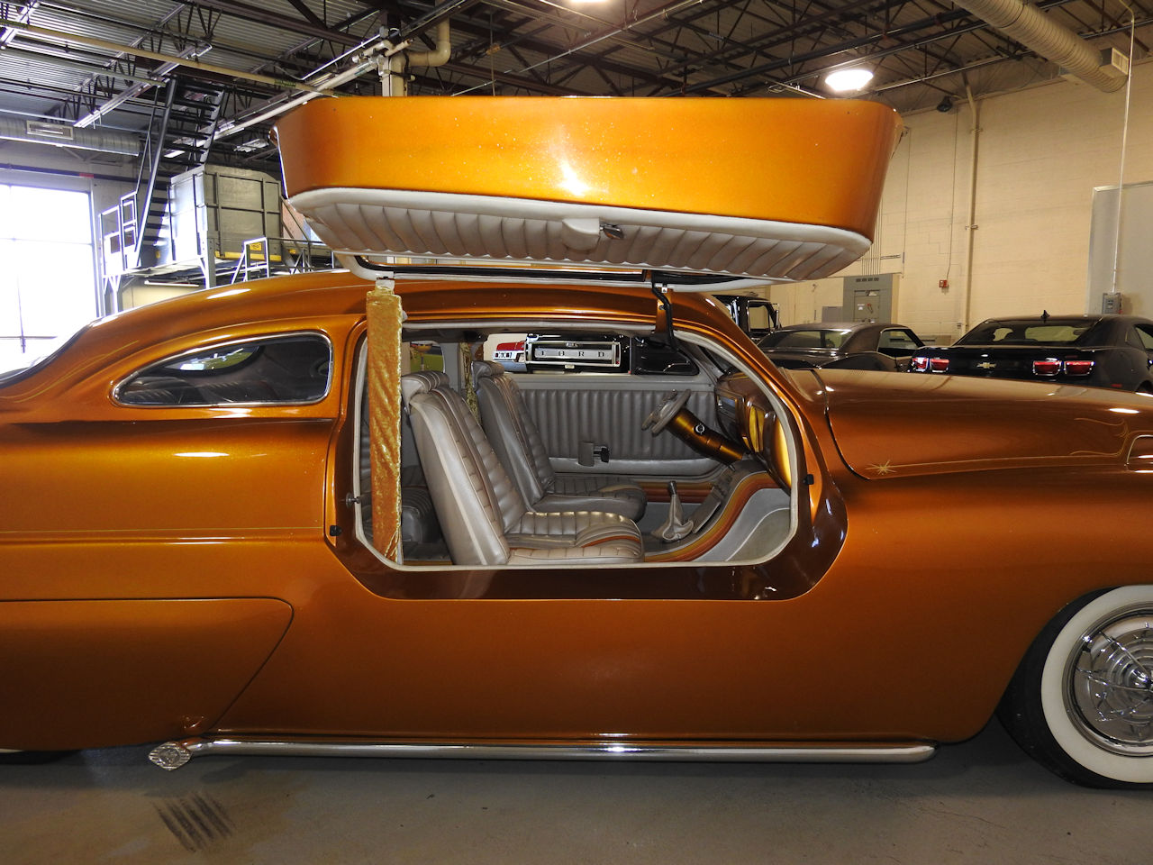1951 Mercury Custom 87