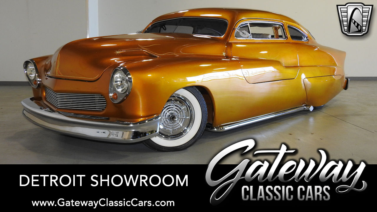 Used 1951 Mercury Custom